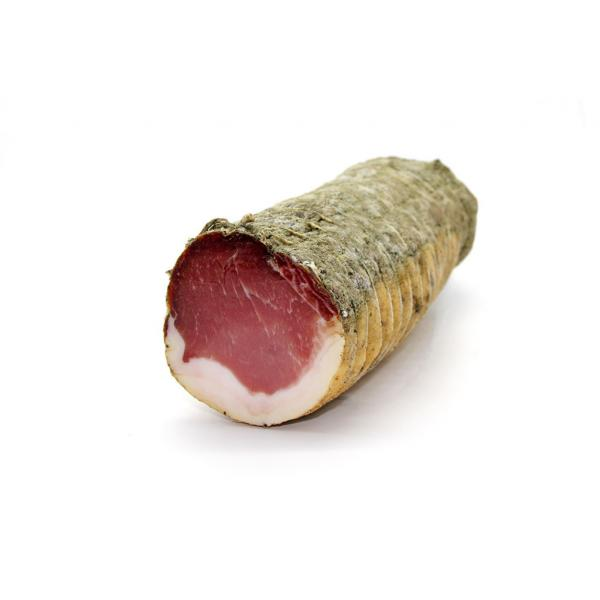 LONZELLO Puzielli filetto di maiale con cotenna