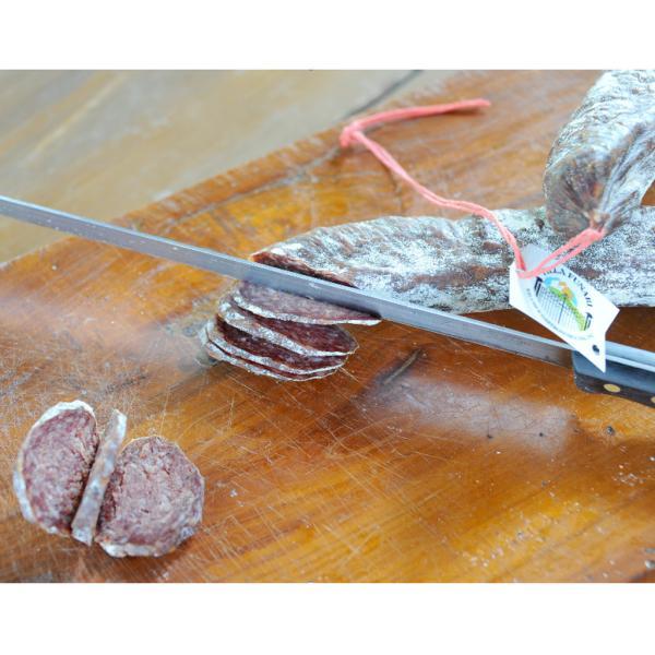 Salame morbido di fegato Funari  con aromi naturali