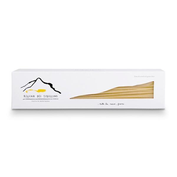 STRINGHETTE Regina dei Sibillini pasta di grano duro coltivato in montagna