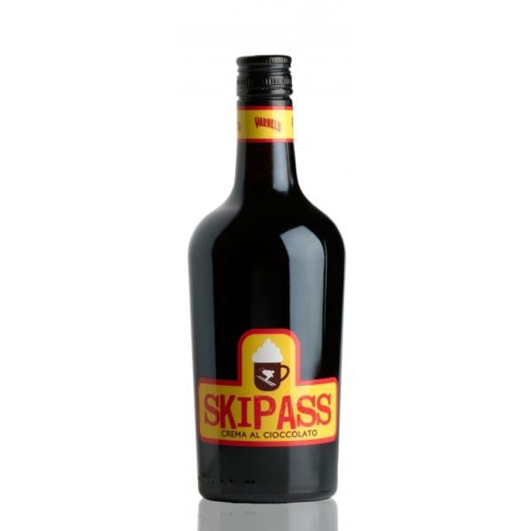 SKIPASS Varnelli liquore cioccolato fondente e aroma di whisky