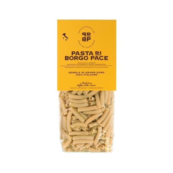 MACCHERONCINI Pasta di Borgo Pace Pasta di Semola di Grano Duro 100% Italiano