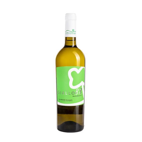 GIALLO 88 BIO San Michele Arcangelo vino Marche IGT