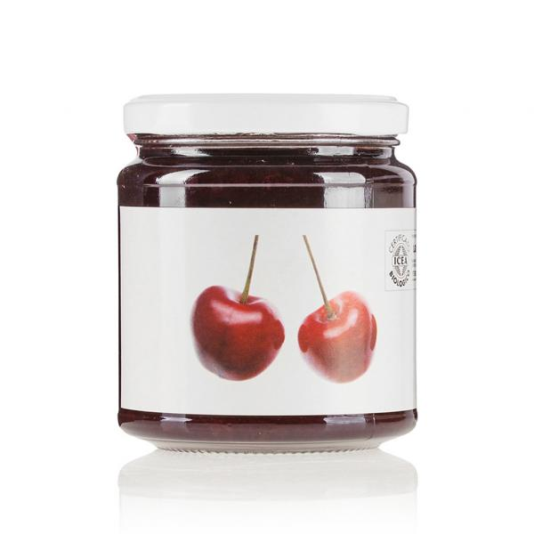 Composta CILIEGIE BIO solo zuccheri frutta San Michele Arcangelo