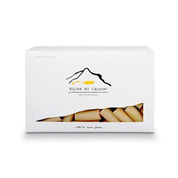 MOCCOLOTTI Regina dei Sibillini pasta di grano duro coltivato in montagna